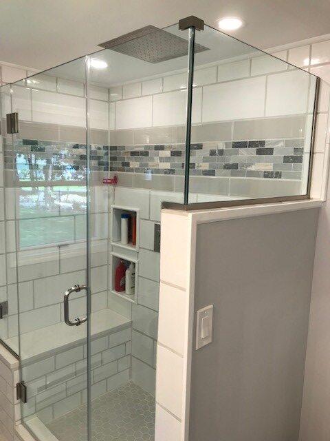 Holtz Shower August 2020