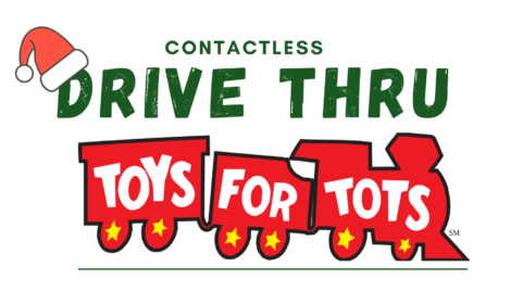 Toys for Tots Drive Thru