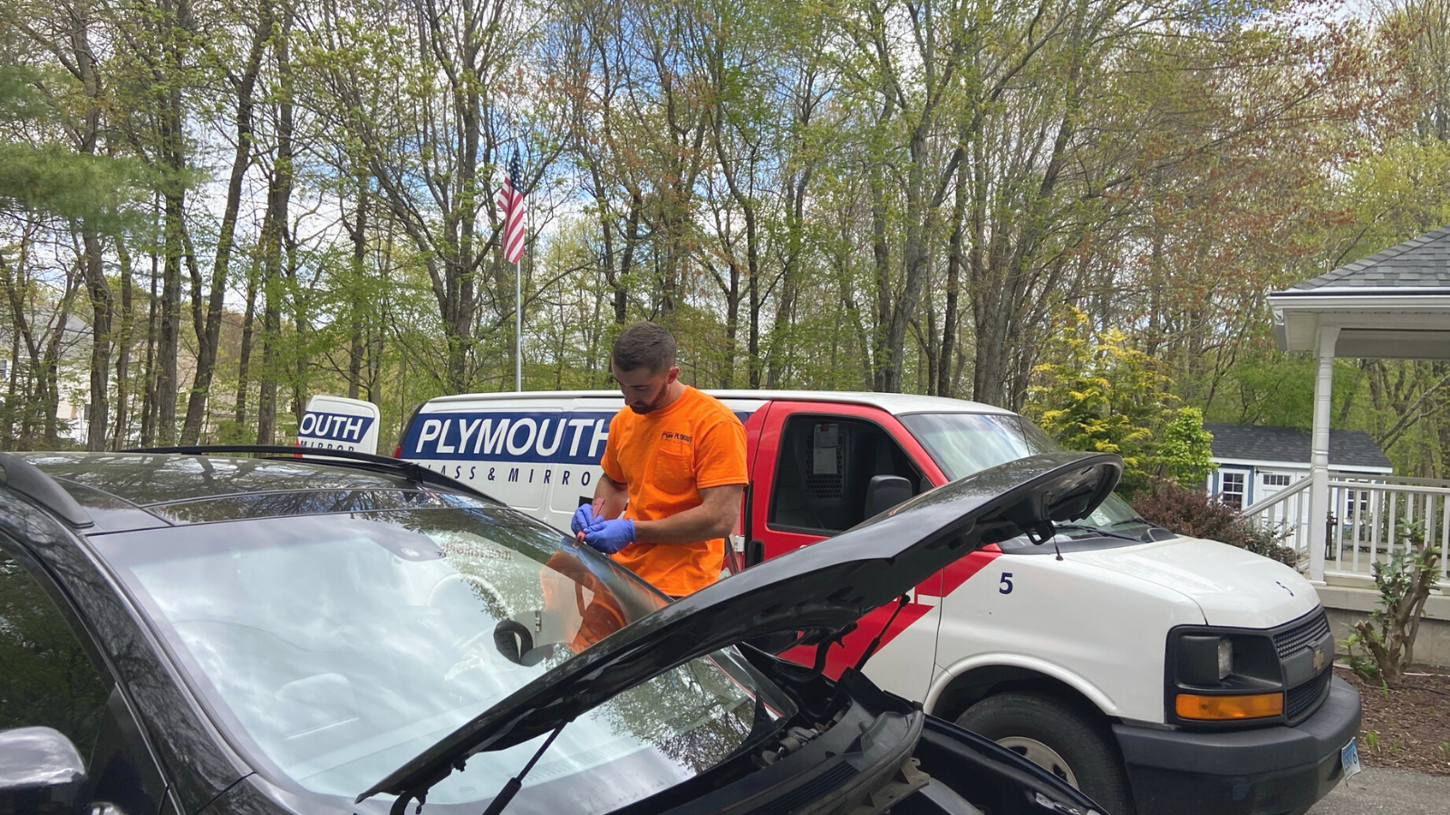 mobile repair windshield