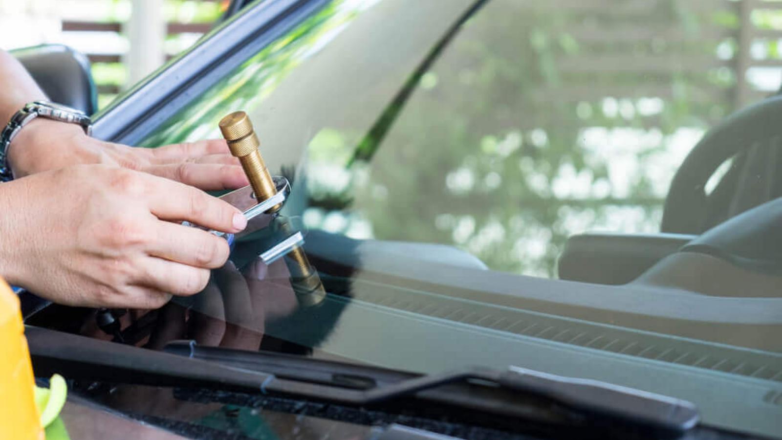 windshield repair cracked auto glass