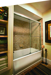 Custom Shower Glass Doors