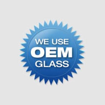 We Use OEM Glass