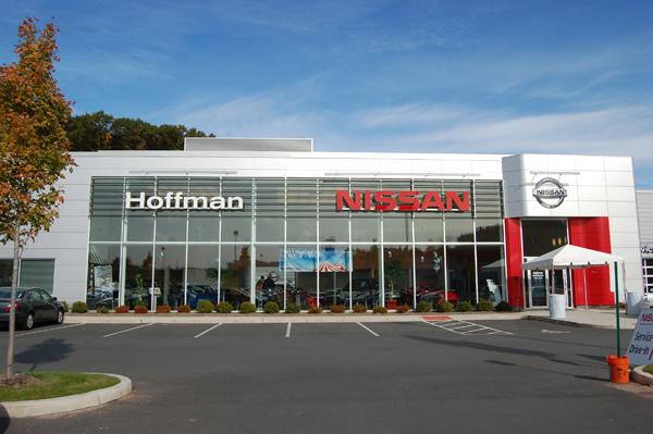 Hoffman Auto Dealership Curtainwall