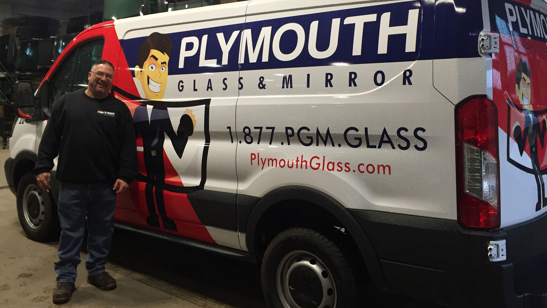 Plymouth Glass and Mirror