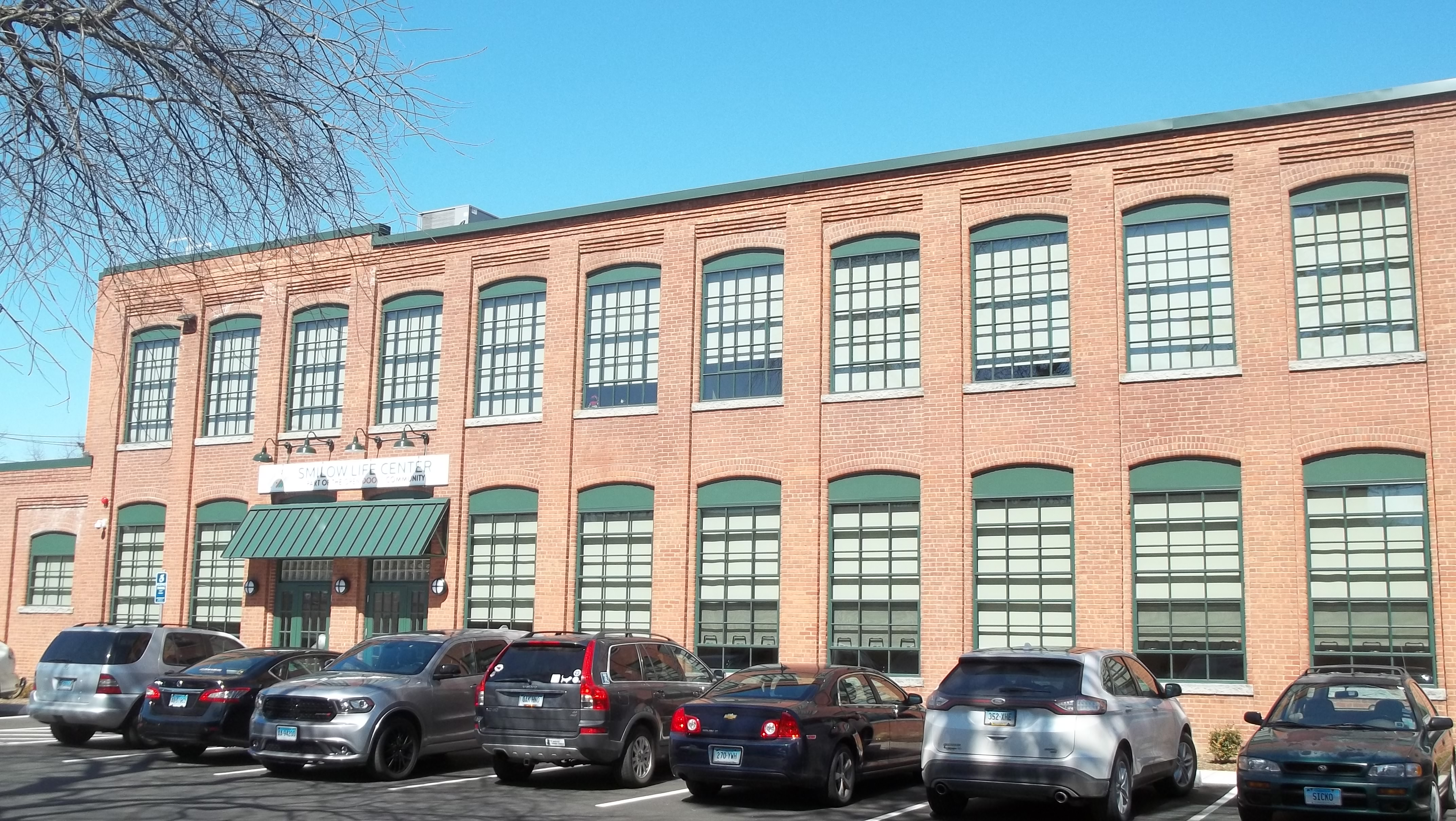 Commercial Glass Windows Renovation
