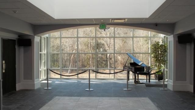 Glass WIndows Custom Office