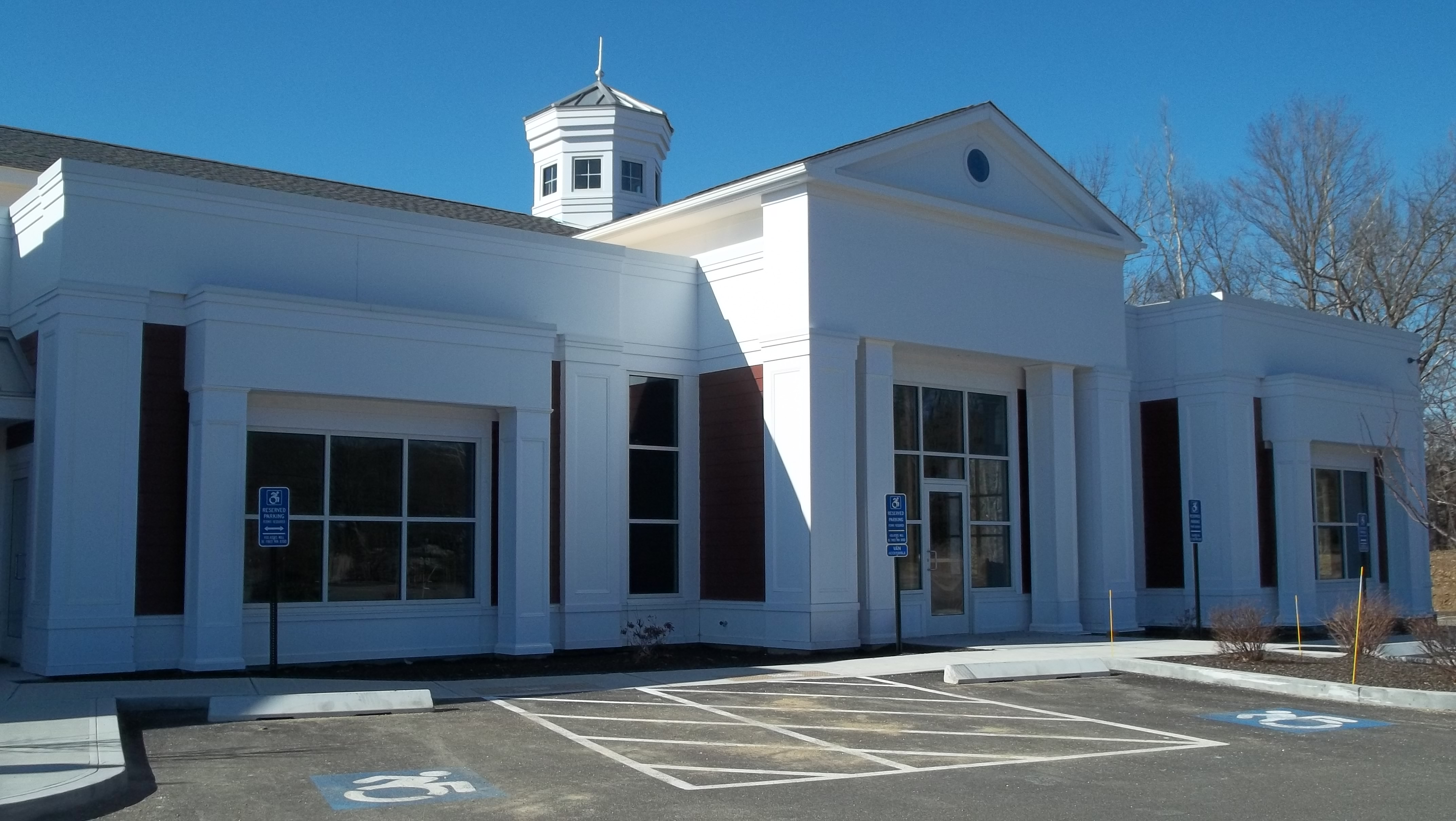 Commercial Windows and Entrances