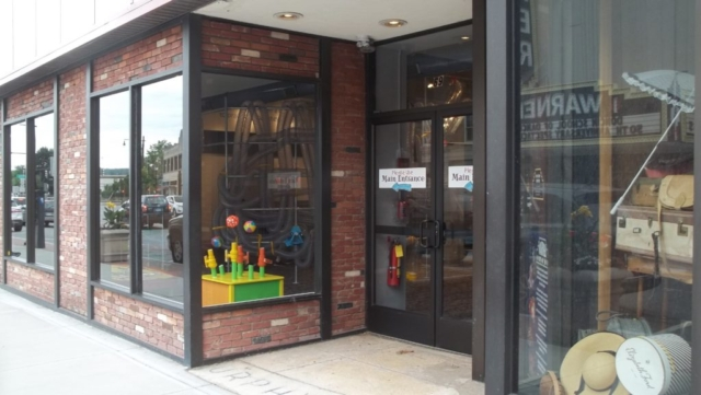 Commercial Entrance Glass Doors