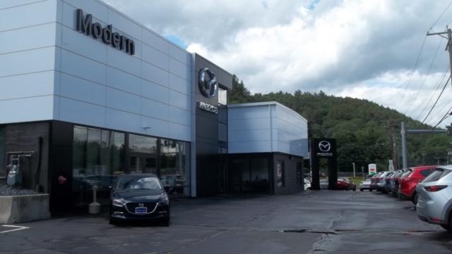 Car Dealership Custom Commercial Glass Windows