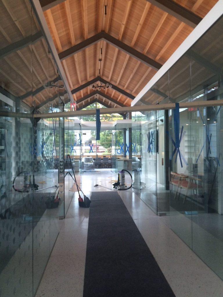 Give Building Entryway
