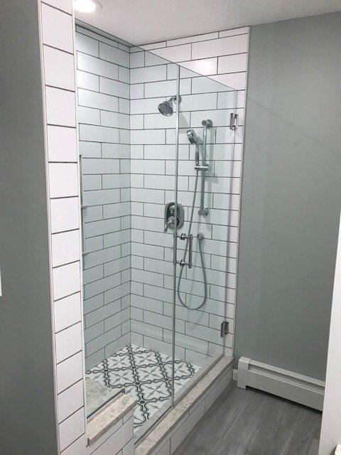 Richards Doyle Shower Sept 2019