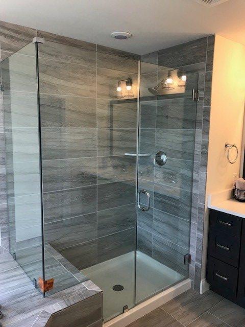 Tearman Shower May 2020