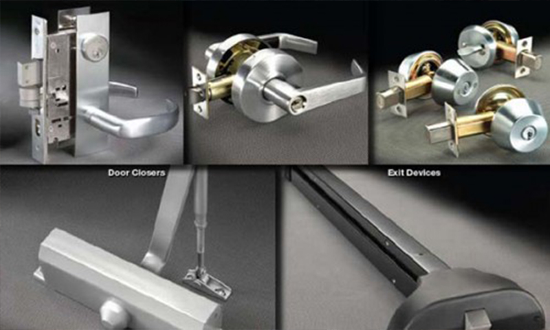 Plymouth Glass Door and Hardware Repair
