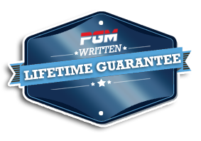 PGM Written Lifetime Guarantee on Windshield Replacement - Plymouth Glass