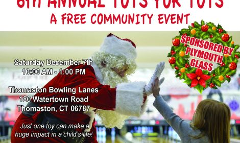 6th Annual Toys For Tots FREE EVENT!