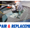 Windshield repair or replacement cracked windshield