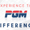Experience the PGM Difference