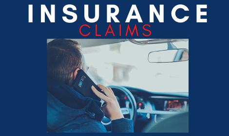 filing auto insurance claim process