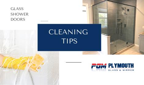 glass shower door cleaning tips tricks