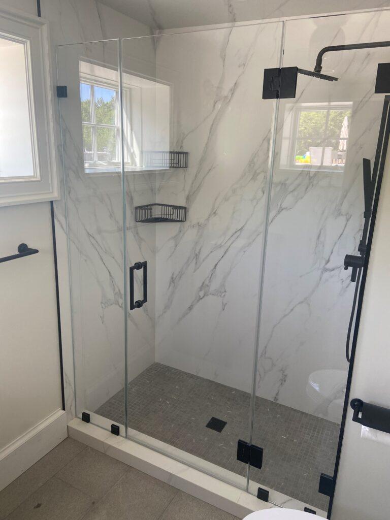 frameless oneglia marble